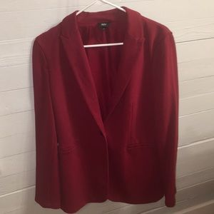 Women's Blazer Sz L LIKE NEW